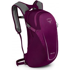 Osprey Daylite 15 Travel Backpack Eggplant Purple