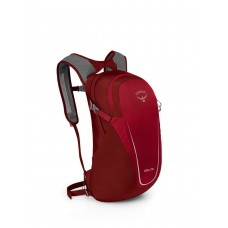 Osprey Daylite 15 Travel Backpack Real Red