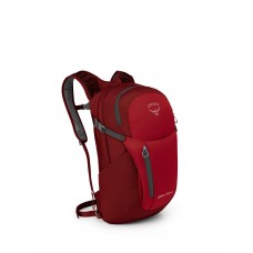 Osprey Daylite Plus 20 Travel Backpack Real Red