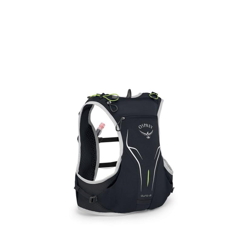Osprey Duro 1.5 Hydration Vest Pack With 1.5L Reservoir Black