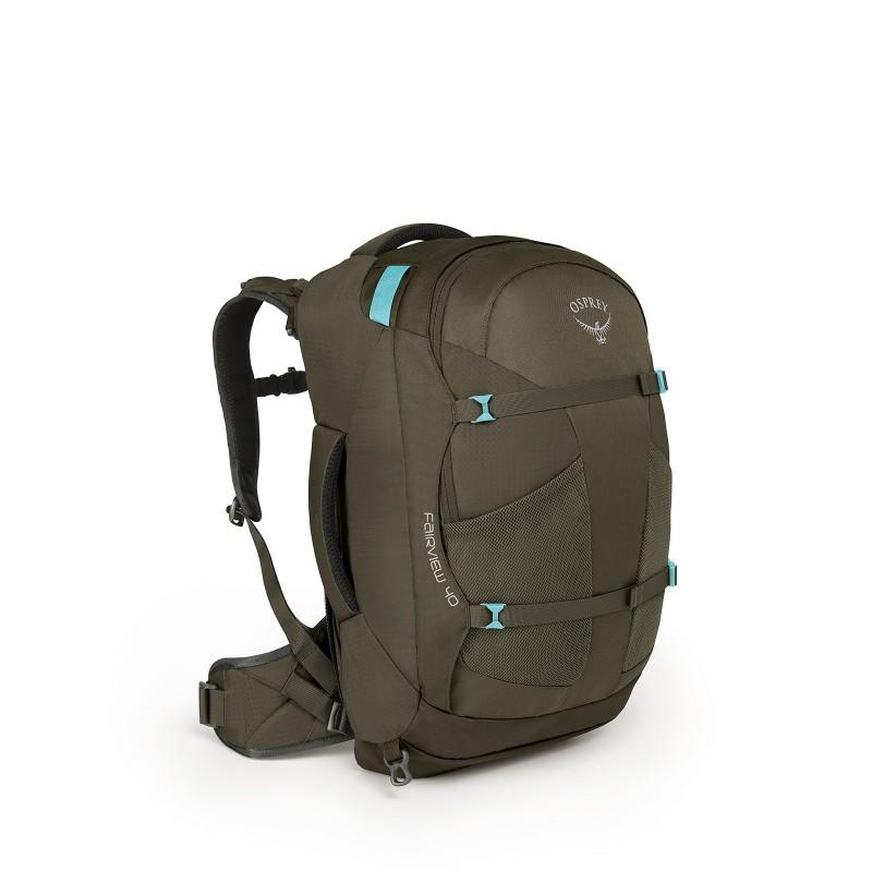 Osprey Fairview 40 Travel Backpack Misty Grey