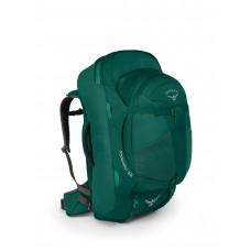 Osprey Fairview 55 Travel Backpack Rainforest Green