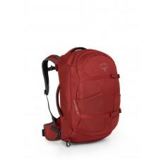 Osprey Farpoint 40 Travel Backpack Jasper Red
