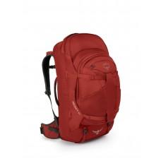 Osprey Farpoint 55 Travel Backpack Jasper Red