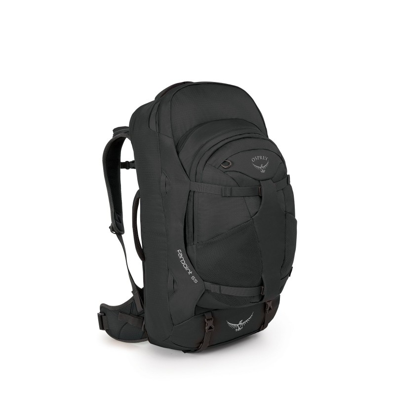 Osprey Farpoint 55 Travel Backpack Volcanic Grey