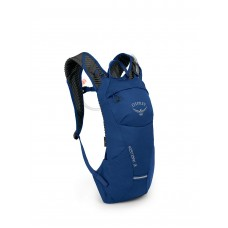 Osprey Katari 3 Hydration Pack With 2.5L Reservoir Cobalt Blue