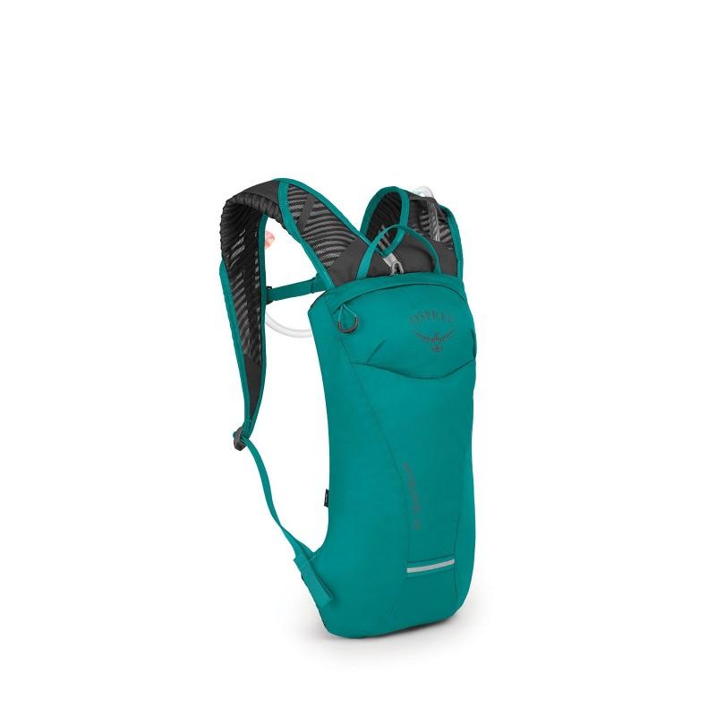 Osprey Kitsuma 1.5 Hydration Pack With 1.5L Reservoir Teal Reef