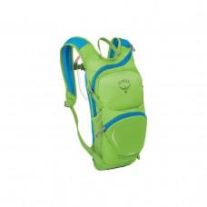 Osprey Moki 1.5 Kids Hydration Pack With 1.5L Reservoir Grasshopper Green