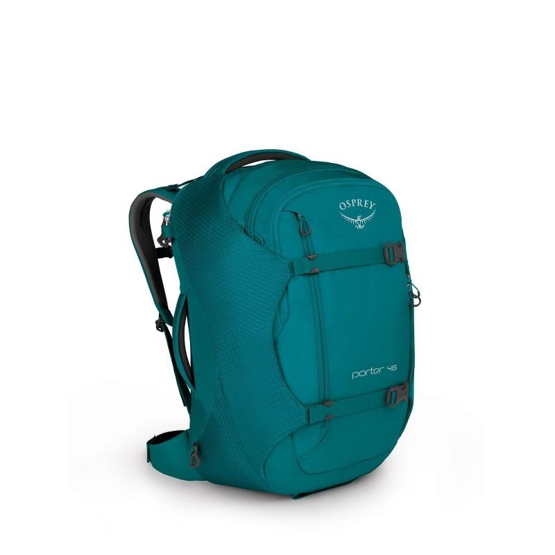 Osprey Porter 46 Travel Backpack Mineral Teal