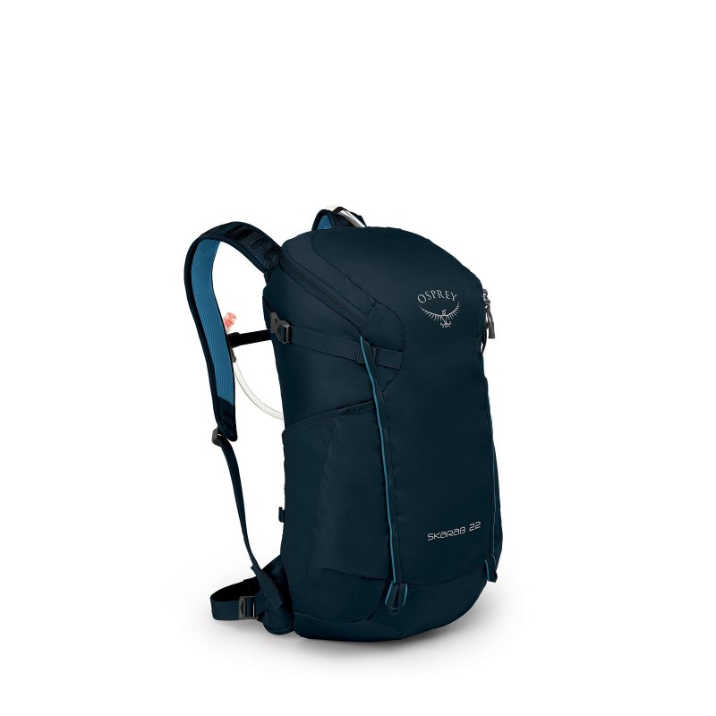 Osprey Skarab 22 Hydration Pack With 2.5L Reservoir Deep Blue