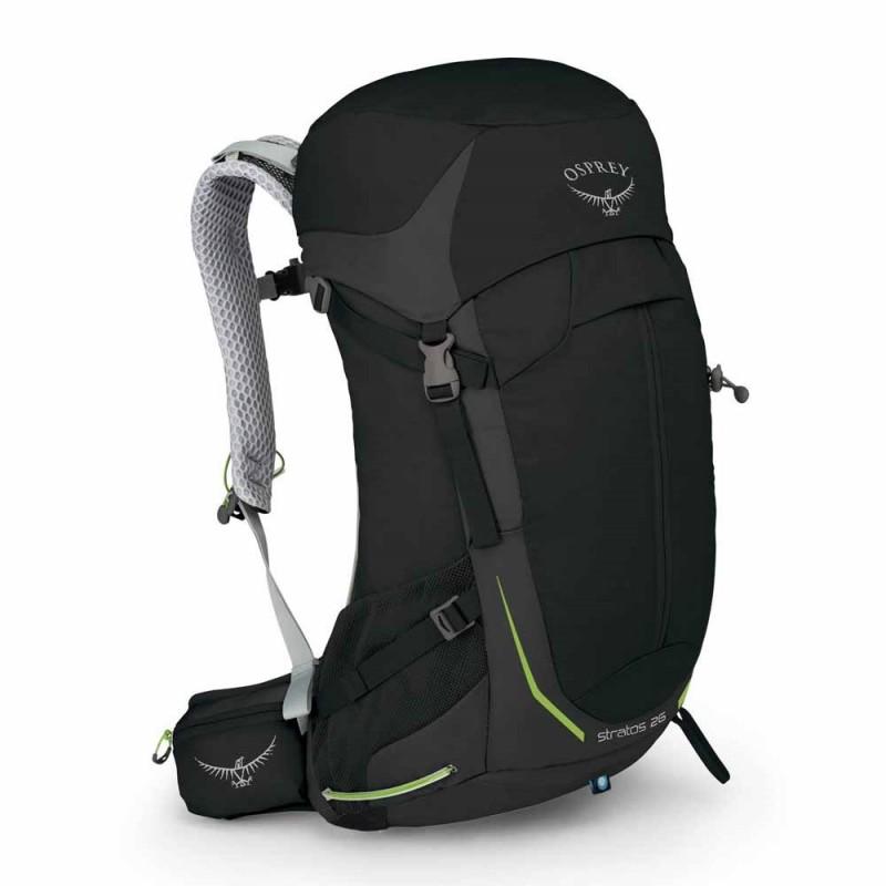 Osprey Stratos 26 Travel Backpack Black