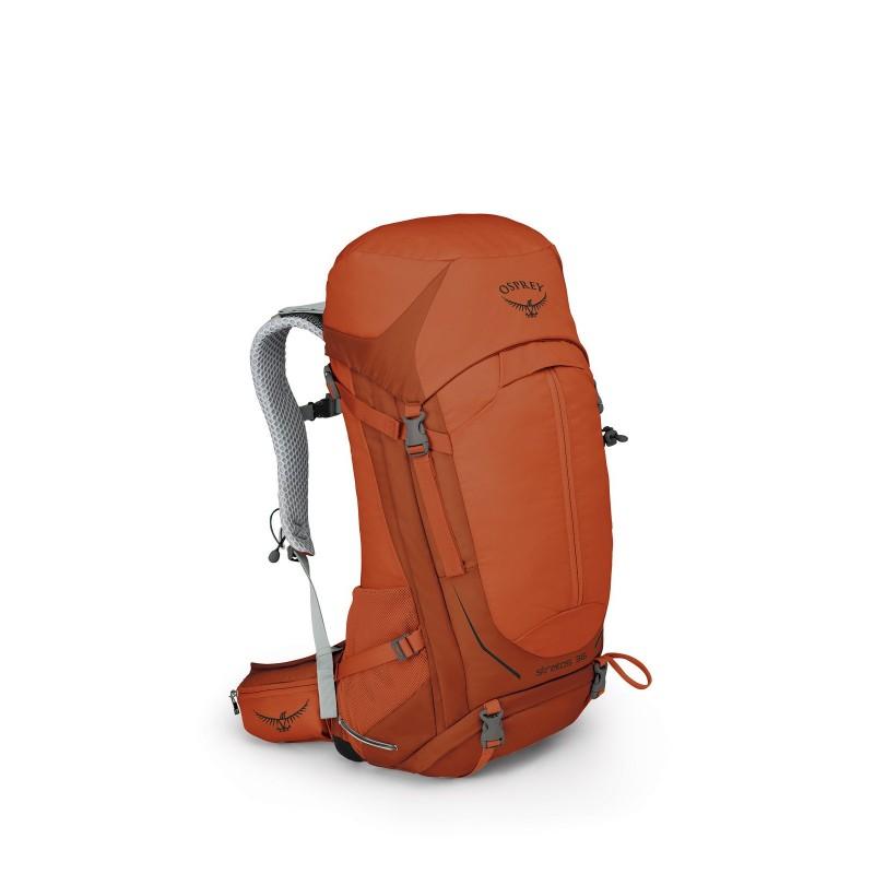 Osprey Stratos 36 Travel Backpack Sungrazer Orange
