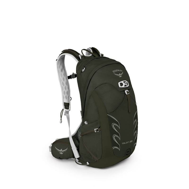 Osprey Talon 22 Travel Backpack Black