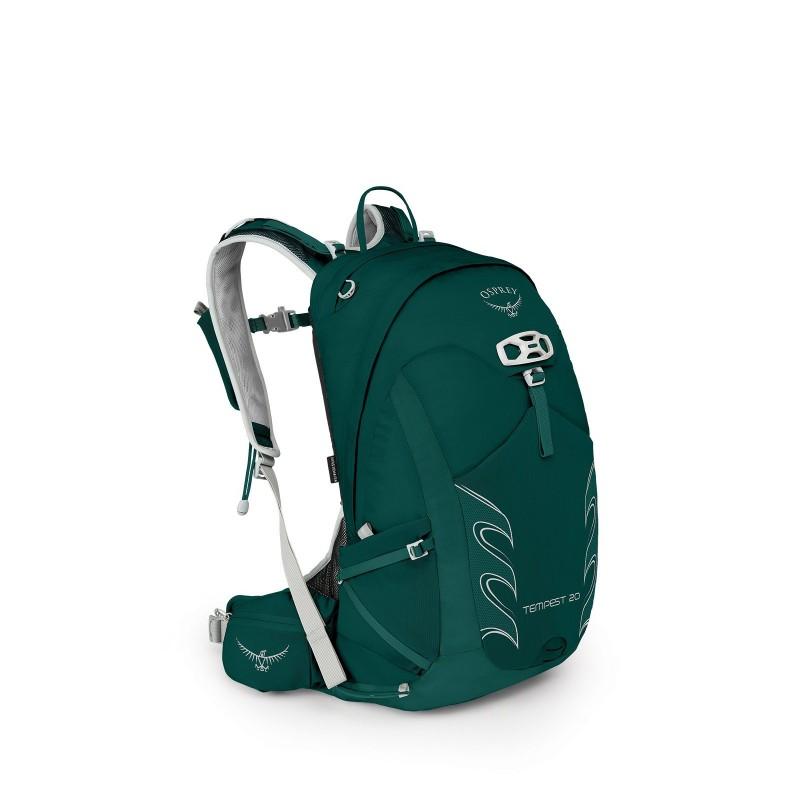Osprey Tempest 20 Travel Backpack Chloroblast Green