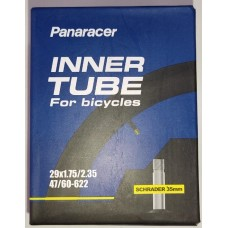 Panaracer 29x1.75-2.35 Schrader 35mm Valve Cycle Tube