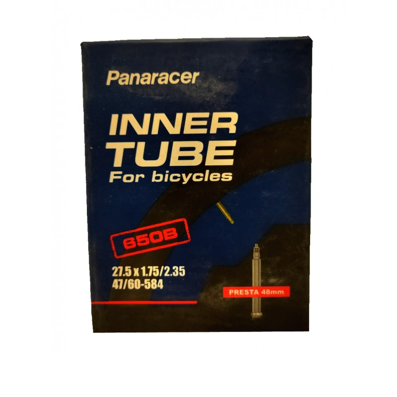 Panaracer 27.5x1.75/2.35 Presta 48mm Bicycle Tube