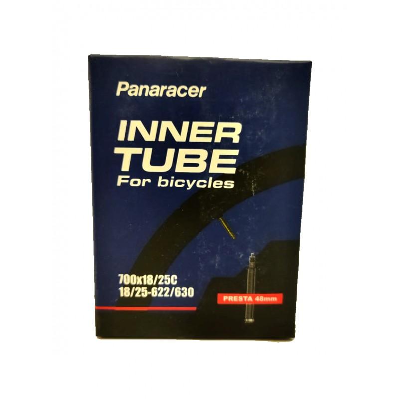 Panaracer Standard 700x18-25c Presta Valve Cycle Inner Tube 48mm