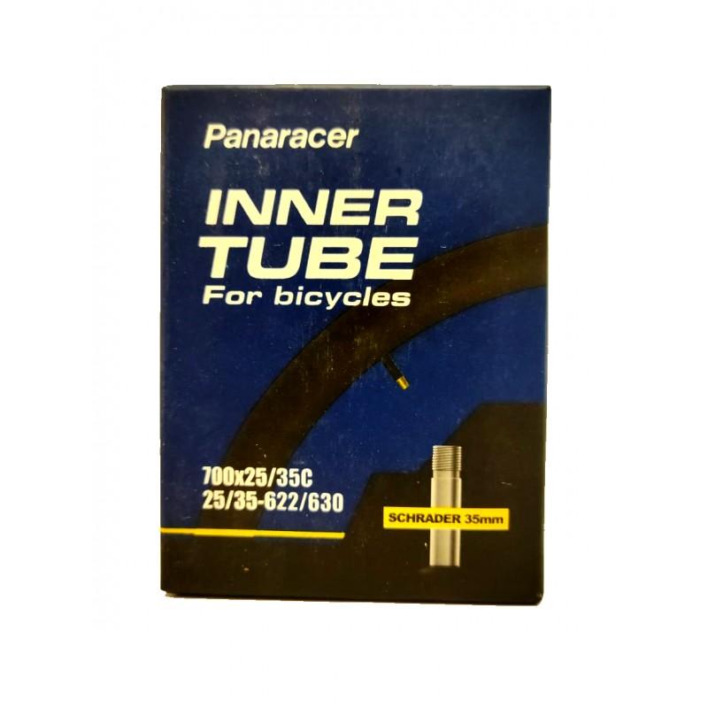 Panaracer Standard 700x25-35c Schrader Valve Cycle Inner Tube 35mm
