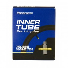 Panaracer 700x35-50C Schraeder Valve Bicycle Tube