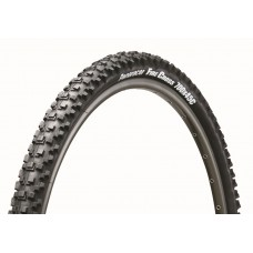 "Panaracer Fire Cross 700x45c 29"" Black MTB Wired Bike Tyre"