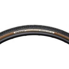 Panaracer Gravelking 700x35C Knobby Hybrid Tyre Black/Brown