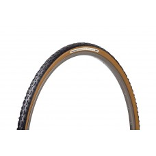 Panaracer Gravelking AC 700x33c Black Brown Tubeless All Condition Foldable Hybrid Bike Tyre