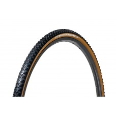 Panaracer Gravelking EXT Knobby 700x38c Black Brown Tubeless Foldable Hybrid Bike Tyre