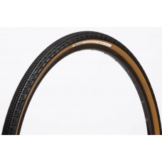 Panaracer Gravelking SK 700x32c Black Brown Tubeless Foldable Hybrid Bike Tyre