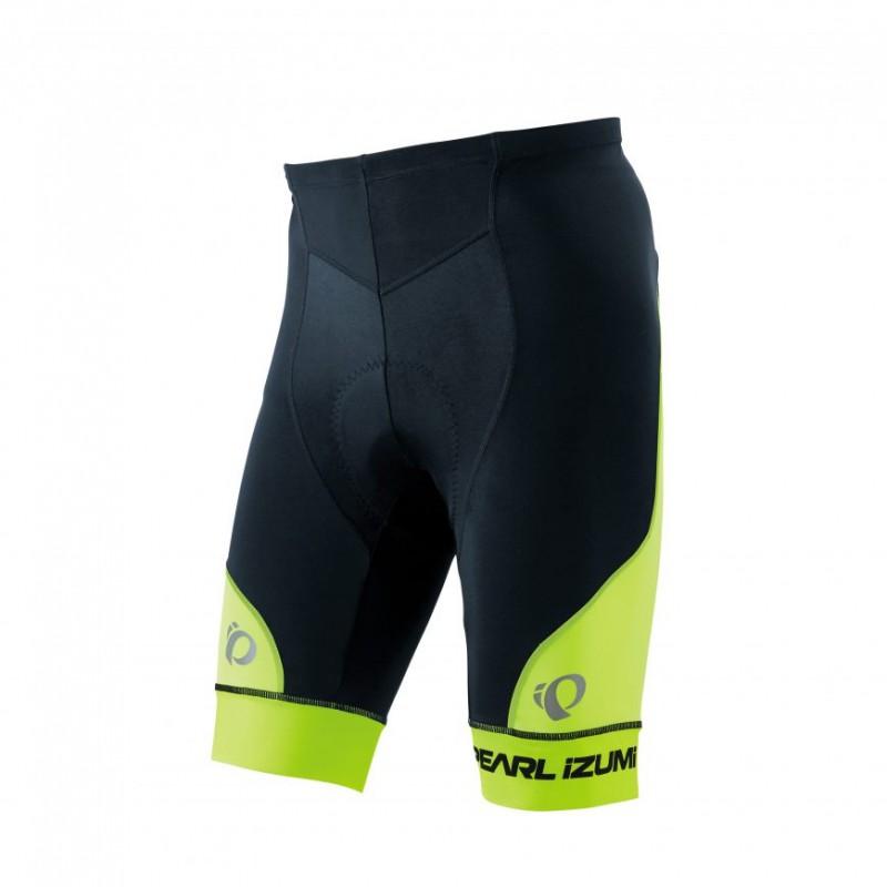 Pearl Izumi 222-3D Splice Cycling Shorts Green