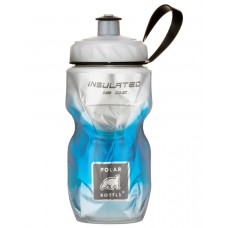 Polar Insulated Sports Water Bottle-Fade Blue-12oz 355ml