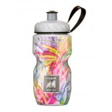 Polar Insulated Sports Water Bottle-Starburst-12oz 355ml