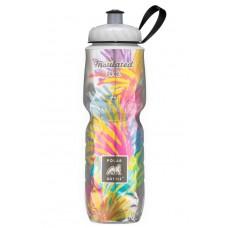 Polar Insulated Sports Water Bottle-Starburst-24oz 710ml