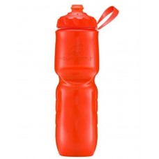 Polar Insulated Sports Water Bottle-Color Series-Tomato (Zipstream Cap)-24oz 710ml