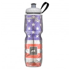 Polar Insulated Sports Water Bottle-Stars & Stripes-24oz 710ml