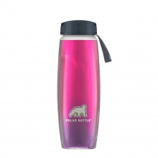 Polar ERGO Insulated Water Bottle-Aurora Magenta (Half-Twist Cap) 22oz 650ml