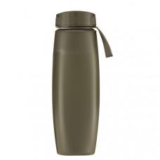 Polar ERGO Insulated Water Bottle-Olive (Half-Twist Cap)-22oz 650ml