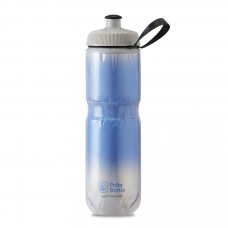 Polar Sport Insulated Water Bottle Fade Royal Blue/Silver 710ml