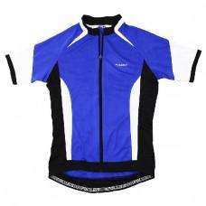 Polaris Baxter Short Sleeve Jersey Blue White Black
