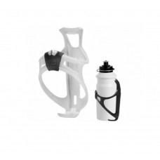 Polisport 2008 Bottle Cage for 500-700-900ml White