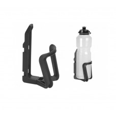 Polisport Bottle Cage for Thermal Bottle 500-700-900ml Black