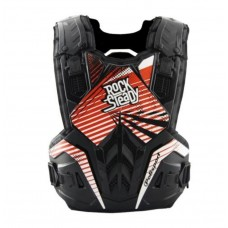Polisport Chest Protector Rocksteady Black