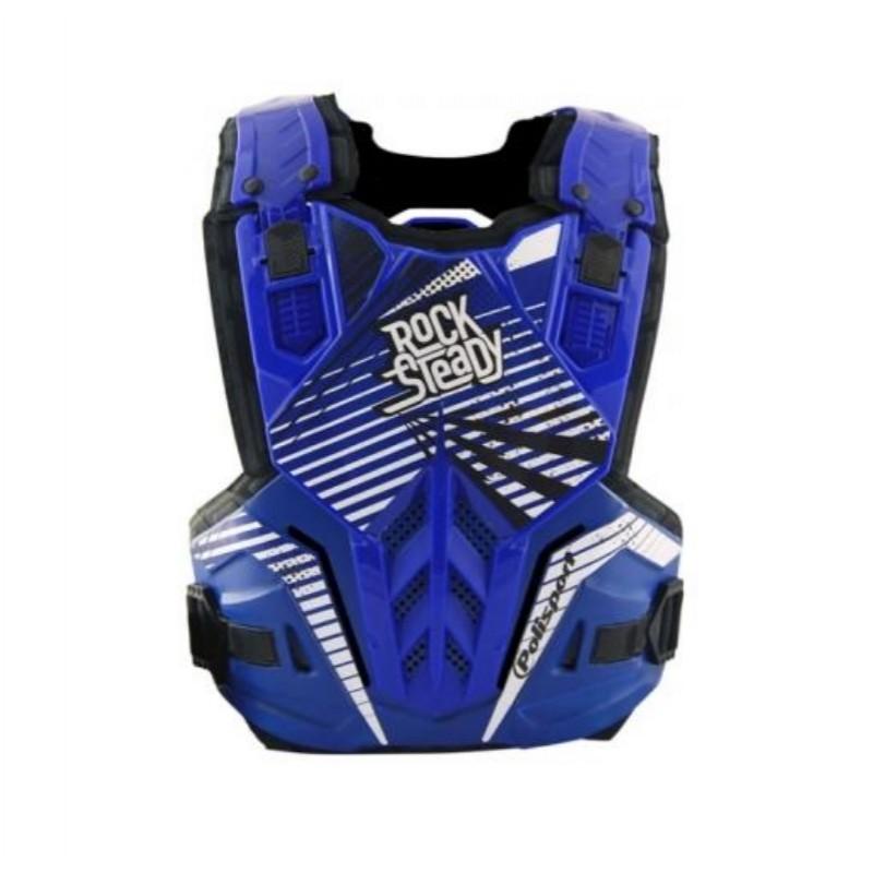 Polisport Chest Protector Rocksteady Blue