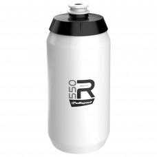 Polisport Water Bottle 550ml White