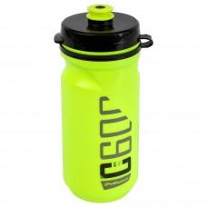 Polisport Water Bottle 600ml Lime Green