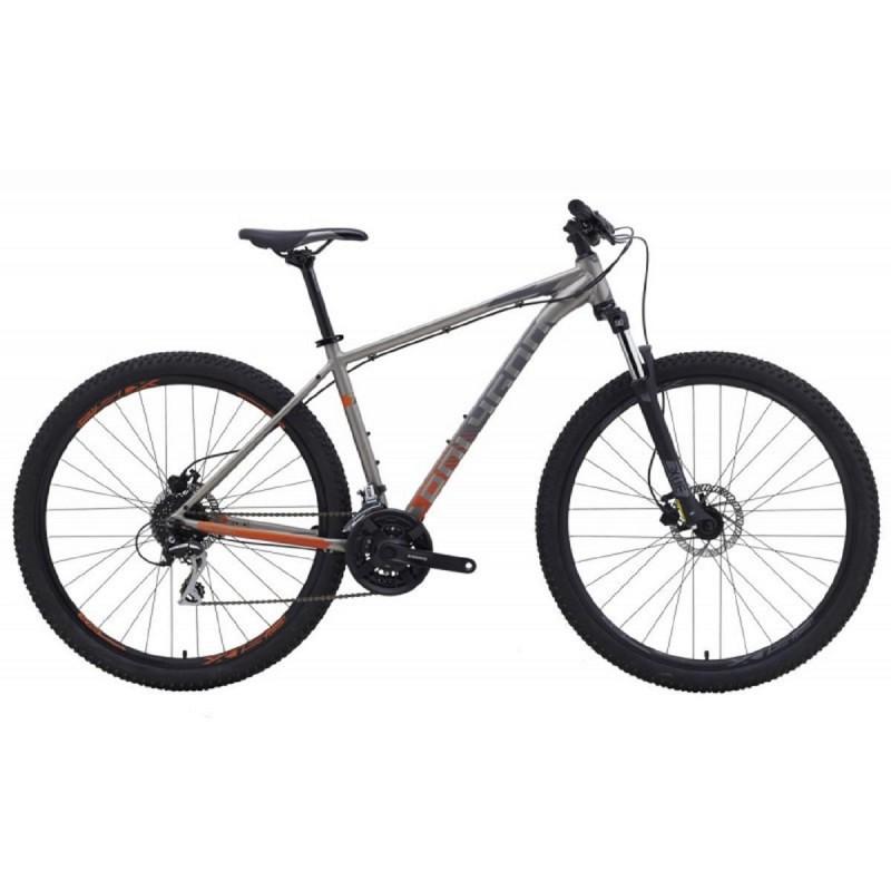 Polygon 27.5 Premier 4 Mountain Bike 2020 Grey Orange