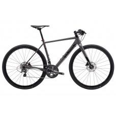 Polygon Bend FX4 Urban Sport Bike 2019 Charcoal Orange