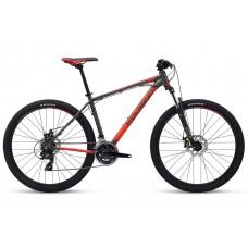 Polygon Cascade 3 Mountain Bike 2020 Charcoal Red