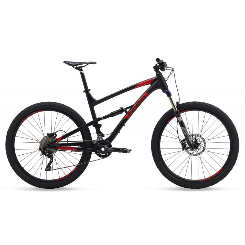 Polygon Siskiu D7 Mountain Bike 2018 Black