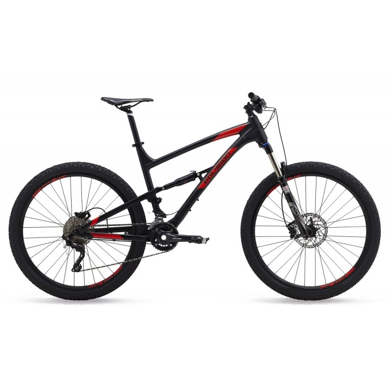 Polygon Siskiu D7 Mountain Bike 2019 Black
