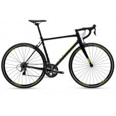 Polygon Strattos S4 Road Bike 2019 Black Yellow